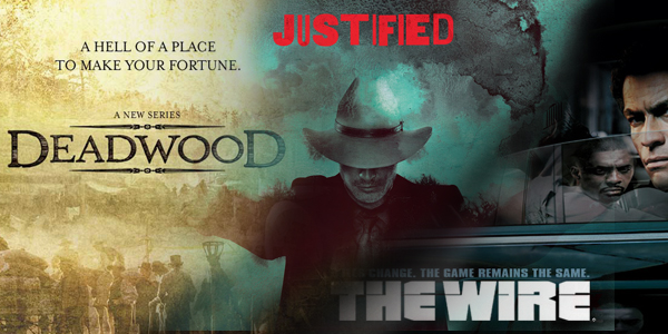 American Crime Stories - The Wire, Justified and Deadwood