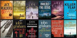 Buying crime novel series for obsessive readers