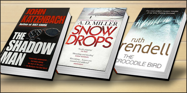 3 Fantastic Novels to Read in 2014